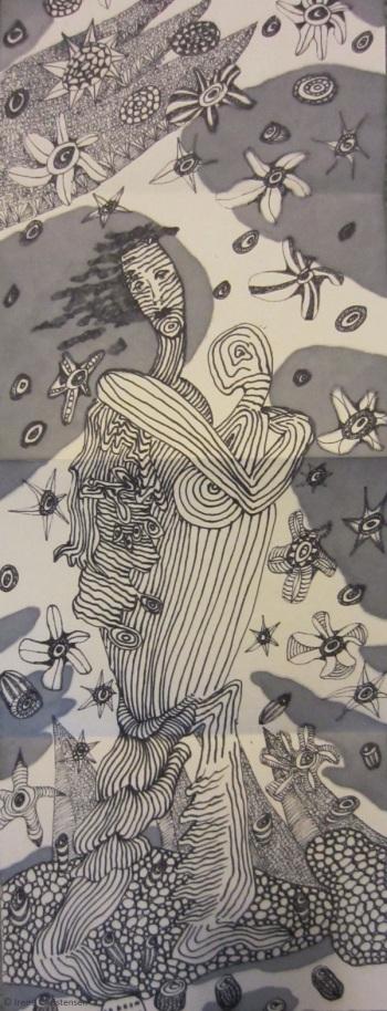 Ms Liberty detail 1